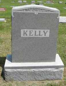 KELLY, FAMILY MONUMENT - Pottawatomie County, Kansas | FAMILY MONUMENT KELLY - Kansas Gravestone Photos