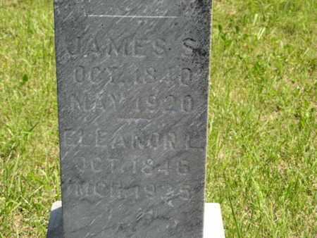 MITCHELL, JAMES S - Pottawatomie County, Kansas | JAMES S MITCHELL - Kansas Gravestone Photos