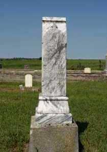 REGAR, IZILLAH - Pottawatomie County, Kansas | IZILLAH REGAR - Kansas Gravestone Photos