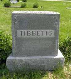 TIBBETTS, FAMILY MONUMENT - Pottawatomie County, Kansas   FAMILY MONUMENT TIBBETTS - Kansas Gravestone Photos