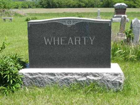 WHEARTY, FAMILY MONUMENT - Pottawatomie County, Kansas   FAMILY MONUMENT WHEARTY - Kansas Gravestone Photos
