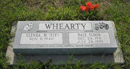 WHEARTY, GLENDA MAE - Pottawatomie County, Kansas | GLENDA MAE WHEARTY - Kansas Gravestone Photos