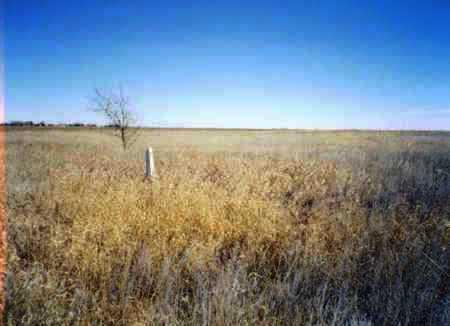 *OVERVIEW, LUDWICK CEMETERY - Pratt County, Kansas   LUDWICK CEMETERY *OVERVIEW - Kansas Gravestone Photos