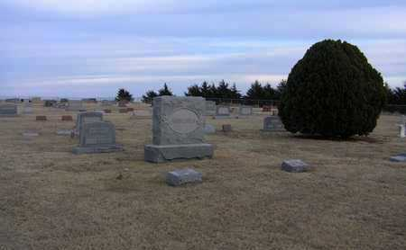 *OVERVIEW, COATS CEMETERY - Pratt County, Kansas | COATS CEMETERY *OVERVIEW - Kansas Gravestone Photos