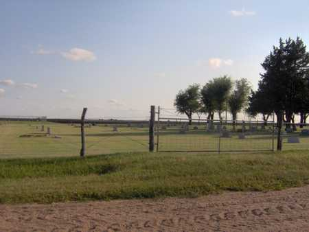 *OVERVIEW, PLEASANT VIEW CEMETERY - Pratt County, Kansas   PLEASANT VIEW CEMETERY *OVERVIEW - Kansas Gravestone Photos
