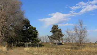 *OVERVIEW, BYERS CEMETERY - Pratt County, Kansas | BYERS CEMETERY *OVERVIEW - Kansas Gravestone Photos