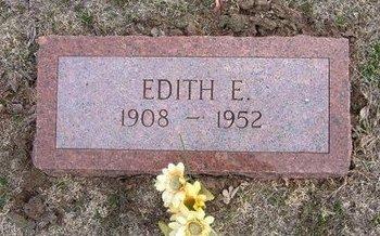 ROSE, EDITH E - Pratt County, Kansas | EDITH E ROSE - Kansas Gravestone Photos