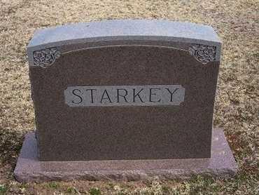 STARKEY, FAMILY STONE - Pratt County, Kansas | FAMILY STONE STARKEY - Kansas Gravestone Photos