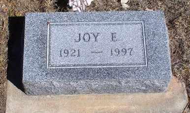 HOWLAND, JOY E - Rawlins County, Kansas | JOY E HOWLAND - Kansas Gravestone Photos
