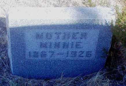 HOWLAND, MINNIE - Rawlins County, Kansas | MINNIE HOWLAND - Kansas Gravestone Photos