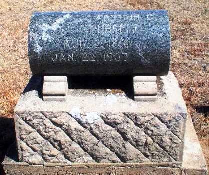 PURSELL, ARTHUR C - Rawlins County, Kansas | ARTHUR C PURSELL - Kansas Gravestone Photos