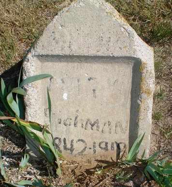 RICHMAN, MARY - Rawlins County, Kansas   MARY RICHMAN - Kansas Gravestone Photos