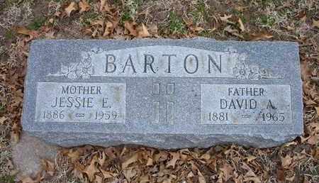 BARTON, DAVID ANDREW - Reno County, Kansas | DAVID ANDREW BARTON - Kansas Gravestone Photos