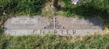CHARTER, JOHN PRENTICE - Reno County, Kansas | JOHN PRENTICE CHARTER - Kansas Gravestone Photos
