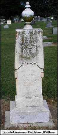 CRAIG, EDGAR - Reno County, Kansas   EDGAR CRAIG - Kansas Gravestone Photos