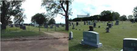 *OVERVIEW, ABBYVILLE CEMETERY - Reno County, Kansas | ABBYVILLE CEMETERY *OVERVIEW - Kansas Gravestone Photos