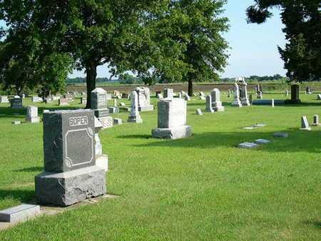 *OVERVIEW, LAUREL CEMETERY - Reno County, Kansas | LAUREL CEMETERY *OVERVIEW - Kansas Gravestone Photos