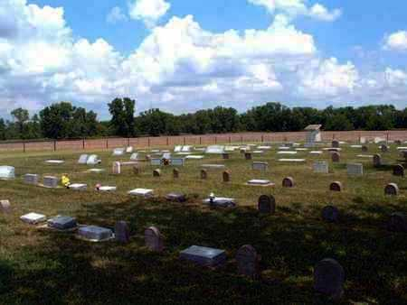 *OVERVIEW, YODER AMISH CEMETERY - Reno County, Kansas   YODER AMISH CEMETERY *OVERVIEW - Kansas Gravestone Photos