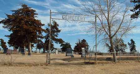 *SIGN AND OVERVIEW, HAZEN CEMETERY - Reno County, Kansas | HAZEN CEMETERY *SIGN AND OVERVIEW - Kansas Gravestone Photos