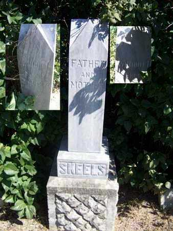 SKEELS, WILLIAM H - Republic County, Kansas   WILLIAM H SKEELS - Kansas Gravestone Photos