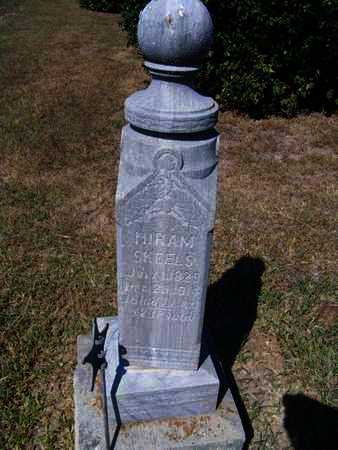 SKEELS, HIRAM - Republic County, Kansas   HIRAM SKEELS - Kansas Gravestone Photos