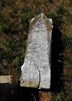 RIDGWAY, GUY H - Riley County, Kansas | GUY H RIDGWAY - Kansas Gravestone Photos