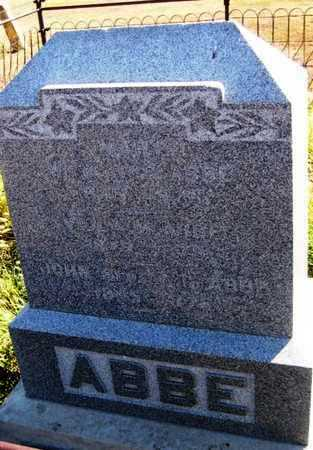 ABBE, MARY O - Rush County, Kansas | MARY O ABBE - Kansas Gravestone Photos