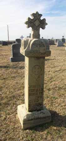 HERMAN, DOROTHY - Rush County, Kansas | DOROTHY HERMAN - Kansas Gravestone Photos