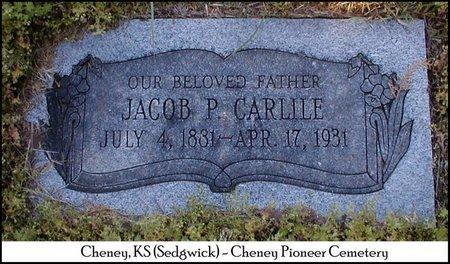 CARLILE, JACOB P - Sedgwick County, Kansas | JACOB P CARLILE - Kansas Gravestone Photos