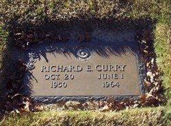 CURRY, RICHARD E - Sedgwick County, Kansas | RICHARD E CURRY - Kansas Gravestone Photos