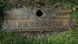 FERGUSON, GRACE E - Sedgwick County, Kansas | GRACE E FERGUSON - Kansas Gravestone Photos
