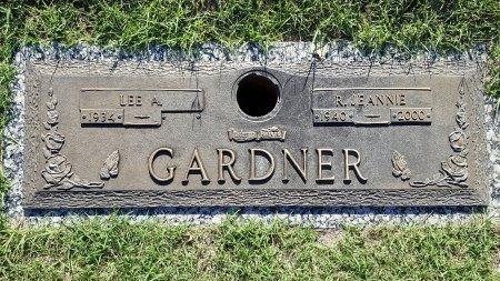 CALHOUN GARDNER, RAMONA JEAN - Sedgwick County, Kansas | RAMONA JEAN CALHOUN GARDNER - Kansas Gravestone Photos