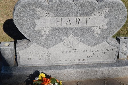 HART, CLARA A - Sedgwick County, Kansas | CLARA A HART - Kansas Gravestone Photos