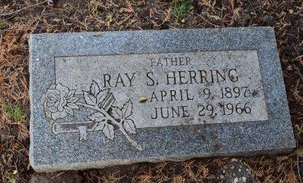 HERRING, RAY S - Sedgwick County, Kansas   RAY S HERRING - Kansas Gravestone Photos