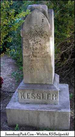 KESSLER, ABRAHAM - Sedgwick County, Kansas   ABRAHAM KESSLER - Kansas Gravestone Photos