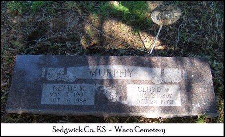MURPHY, NETTIE MARY - Sedgwick County, Kansas   NETTIE MARY MURPHY - Kansas Gravestone Photos