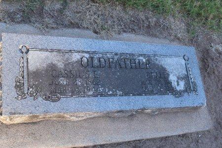 OLDFATHER, CASSIUS E - Sedgwick County, Kansas | CASSIUS E OLDFATHER - Kansas Gravestone Photos