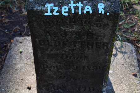 OLDFATHER, IZETTA R - Sedgwick County, Kansas   IZETTA R OLDFATHER - Kansas Gravestone Photos