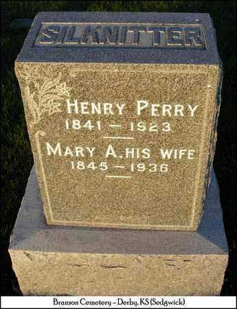 PERRY, HENRY - Sedgwick County, Kansas | HENRY PERRY - Kansas Gravestone Photos