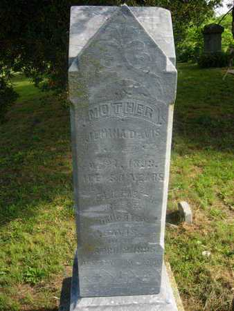 "DAVIS REECE, ELIZABETH ""LILV"" - Shawnee County, Kansas | ELIZABETH ""LILV"" DAVIS REECE - Kansas Gravestone Photos"