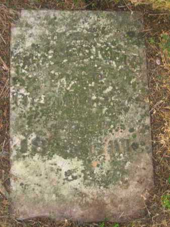 ECKER, N S - Shawnee County, Kansas   N S ECKER - Kansas Gravestone Photos