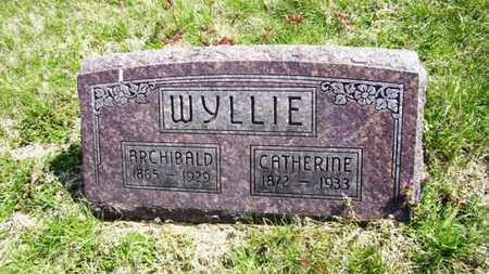 WYLLIE, ARCHIBALD - Shawnee County, Kansas | ARCHIBALD WYLLIE - Kansas Gravestone Photos