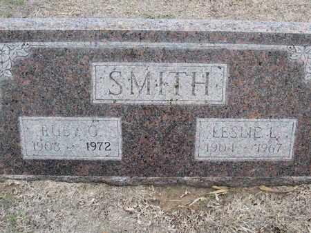 SMITH, LESLIE L - Sherman County, Kansas | LESLIE L SMITH - Kansas Gravestone Photos