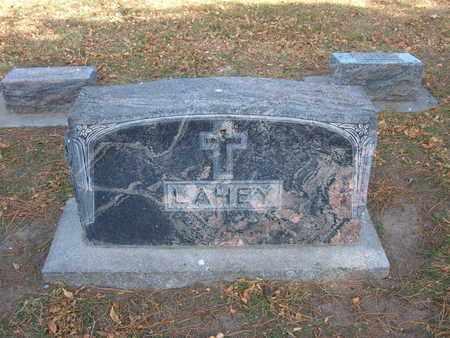 LAHEY FAMILY GRAVESTONE,  - Stevens County, Kansas |  LAHEY FAMILY GRAVESTONE - Kansas Gravestone Photos