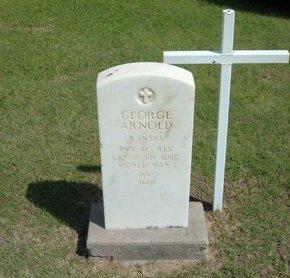 ARNOLD, GEORGE VETERAN WWI) - Stevens County, Kansas   GEORGE VETERAN WWI) ARNOLD - Kansas Gravestone Photos