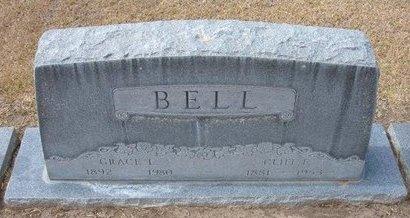 BELL, GRACE L - Stevens County, Kansas   GRACE L BELL - Kansas Gravestone Photos