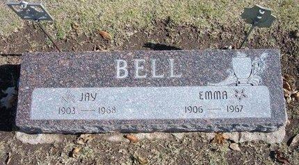 BELL, EMMA - Stevens County, Kansas   EMMA BELL - Kansas Gravestone Photos