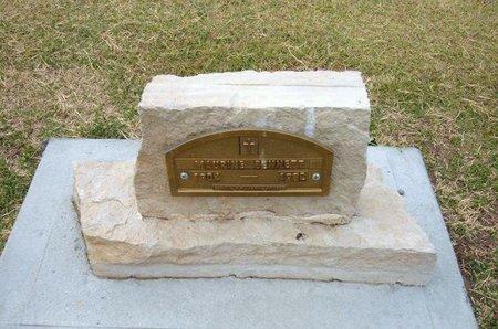 BENNETT, MAURINE - Stevens County, Kansas   MAURINE BENNETT - Kansas Gravestone Photos