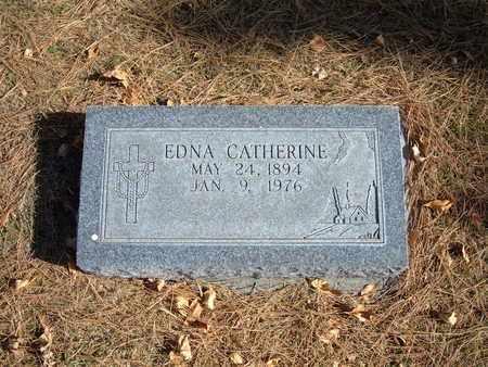 BILBERY, EDNA CATHERINE - Stevens County, Kansas   EDNA CATHERINE BILBERY - Kansas Gravestone Photos
