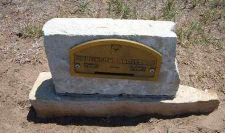 BOLES, CLINTON - Stevens County, Kansas | CLINTON BOLES - Kansas Gravestone Photos